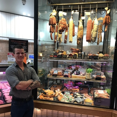 Andrew's Meats Logan Hyperdome, Loganholme